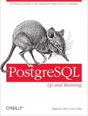 Buch PostgreSQL: Up & Running